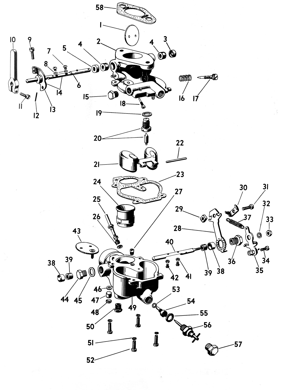 Porsche 968 Exhaust System Diagram furthermore Bad Boy Mower Wiring Diagram additionally 46 moreover Vw Bug Shifter Diagram as well 1967 Porsche 912 Wiring Diagram. on porsche 356 wiring