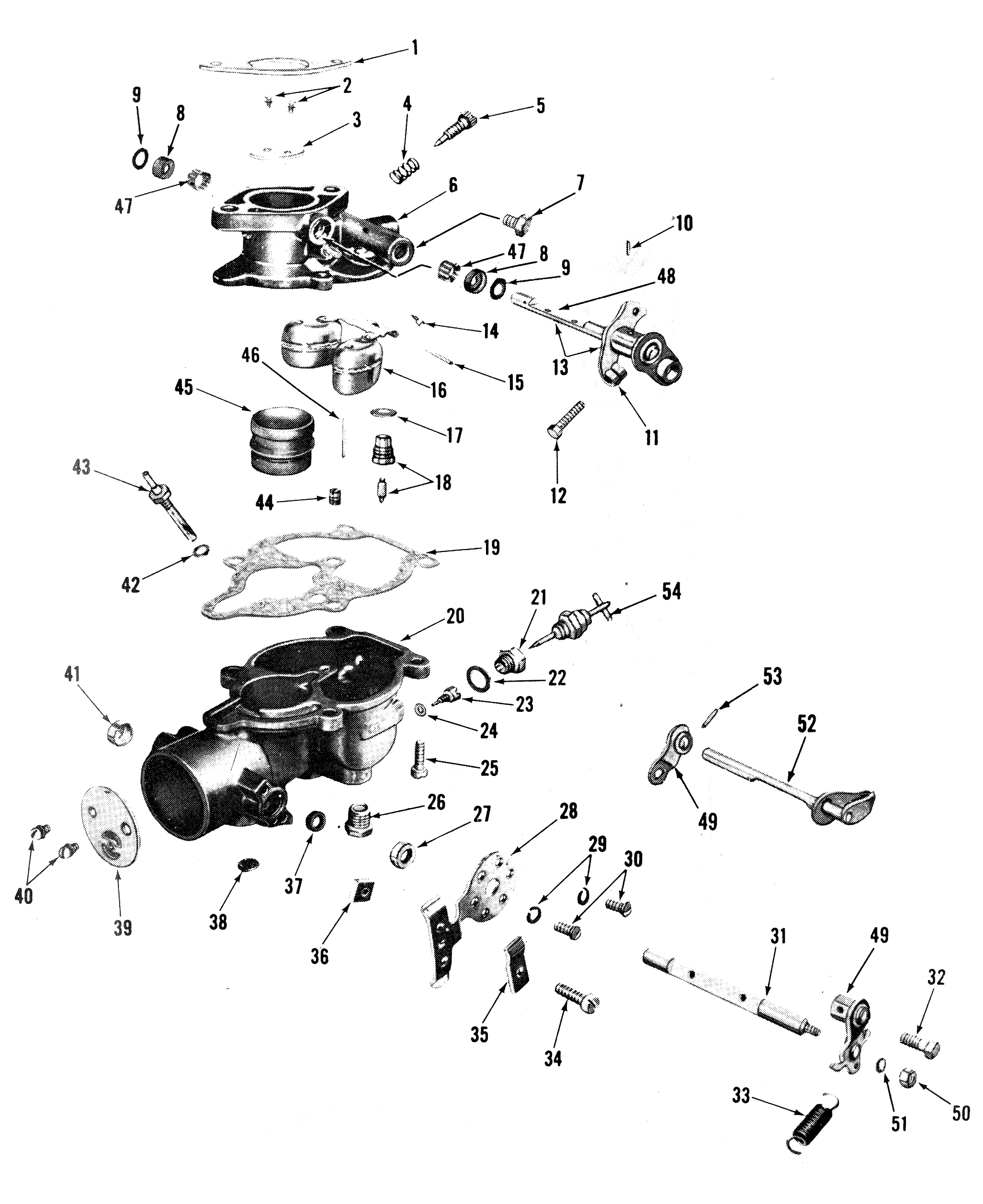 zenith updraft carburetor diagram zenith 12522 carburetor kit, float and manual honda cv carburetor diagram
