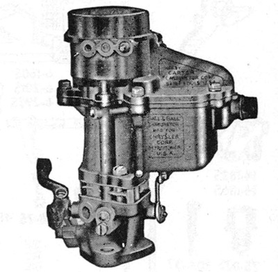Carterbb E S on Holley Carburetor Rebuild Kits