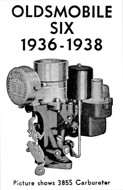 Carterw Olds S on Zenith Stromberg Carburetor Parts