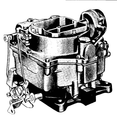 CK4484 Carter WCFB Carburetor Kit