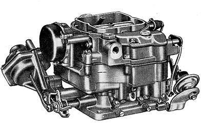 All American Ford Kingston >> CK4831 Carter WCFB Carburetor Rebuild Kit