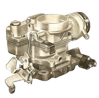 CK431 carburetor kit for Carter WGD