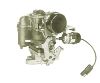 CK183 carburetor kit for Carter YFA