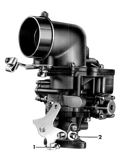 ck carburetor kit  carter ys
