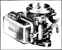 Holley 1900 Series 1 Barrel