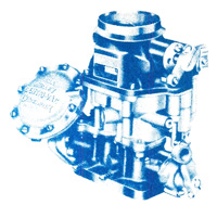 CK532 carburetor kit for Holley 852FFG for Diamond T, GMC, International, REO and White trucks.
