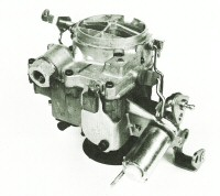CK67 carburetor kit for Rochester 2-Jet (2GC and 2GV)