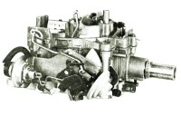 CK52 carburetor kit for Rochester Quadrajet 4MV