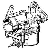 All American Ford Kingston >> CK915 Carburetor Repair Kit for Zenith Model 87