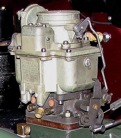 All American Ford Kingston >> CK4824 Carter WCD carburetor rebuild kit for 1946-1949 Cadillac