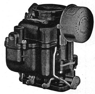 CK4813 Carter WDO carburetor kit for Hupmobile