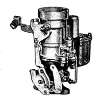 CK1 Carter WO Carburetor Kit