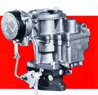CK29 carburetor kit for Carter YF