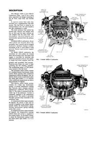 Carburetor kits  parts and    manuals