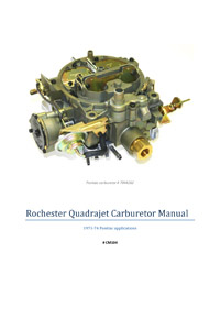 CM104 Carburetor Manual Thumbnail