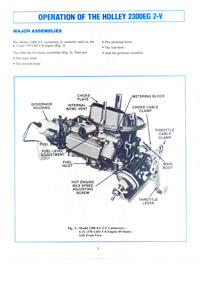holley   kits  parts
