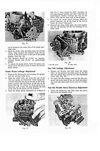 Cm Thumb on Zenith Stromberg Carburetor Parts