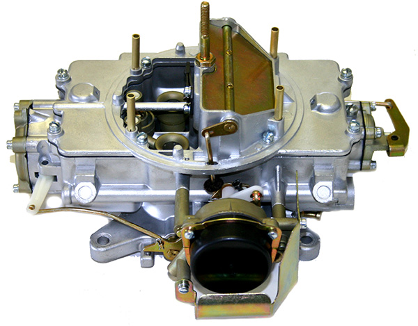 Ford 4100 carburetor